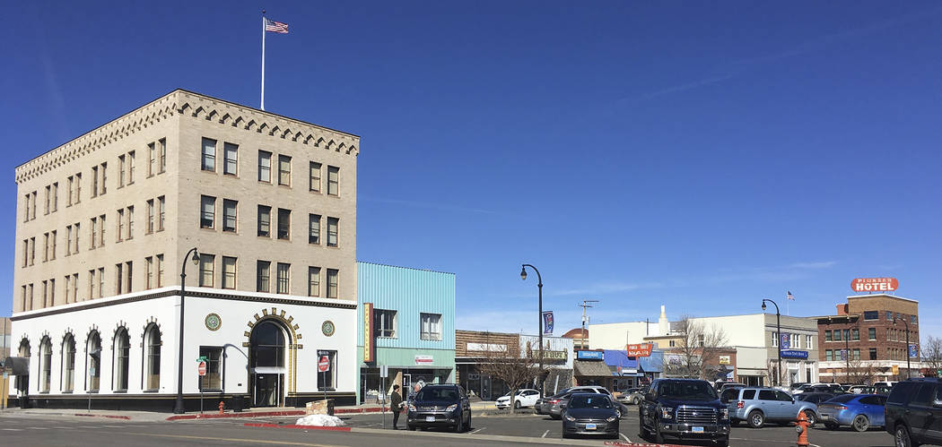 Downtown Elko (Rural Downtown Areas category) Courtesy Preserve Nevada