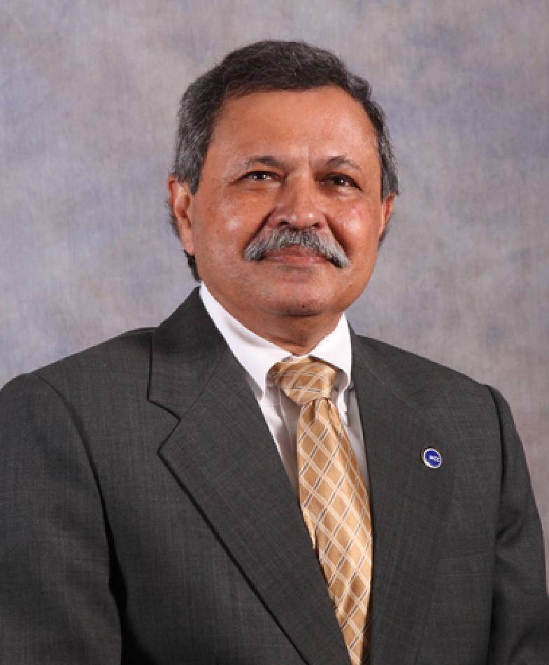 Dr. Utpal K. Goswami, President, Metropolitan Community College-Maple Woods, Kansas City Missouri (Courtesy)