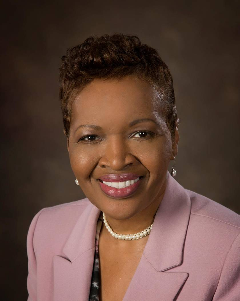 Dr. Feleccia R. Moore-Davis, Provost Tallahassee Community College, Tallahassee Florida (Courtesy)