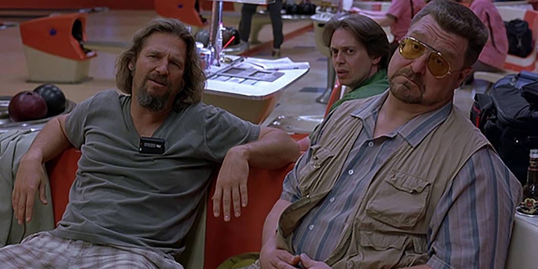 "Jeff Bridges, Steve Buscemi and John Goodman in ""The Big Lebowski."" (Universal)"