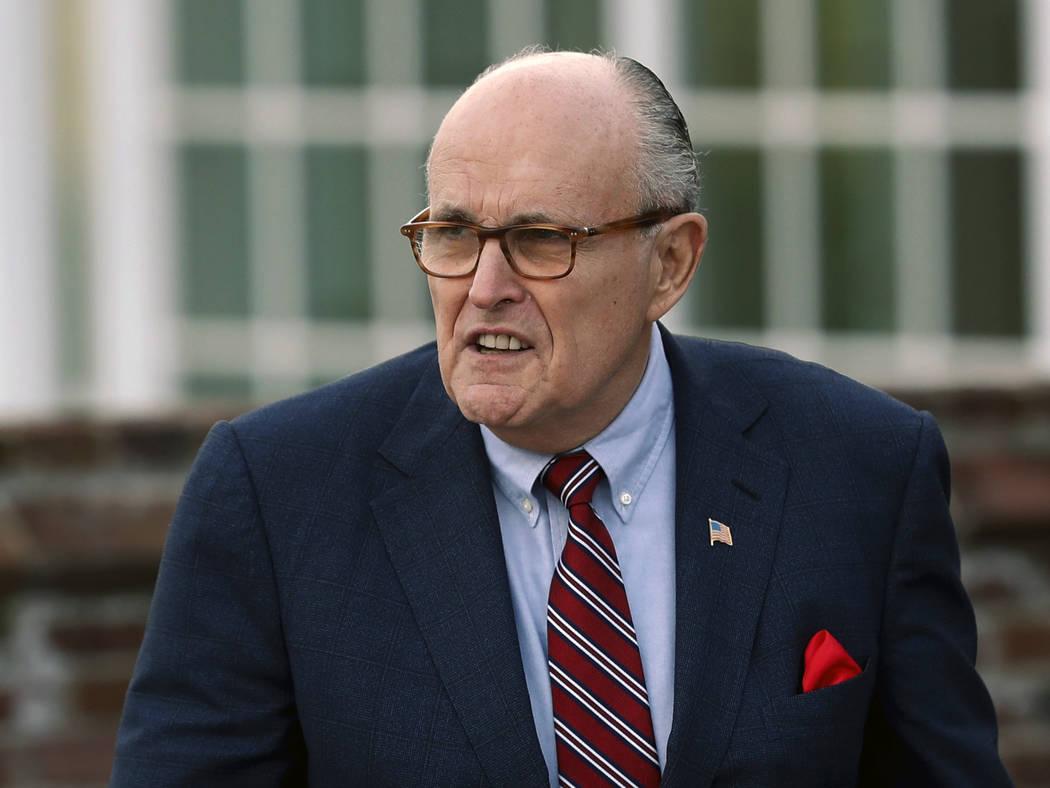 Trump repaid Cohen $130K for fee to porn huge name, says Giuliani thumbnail
