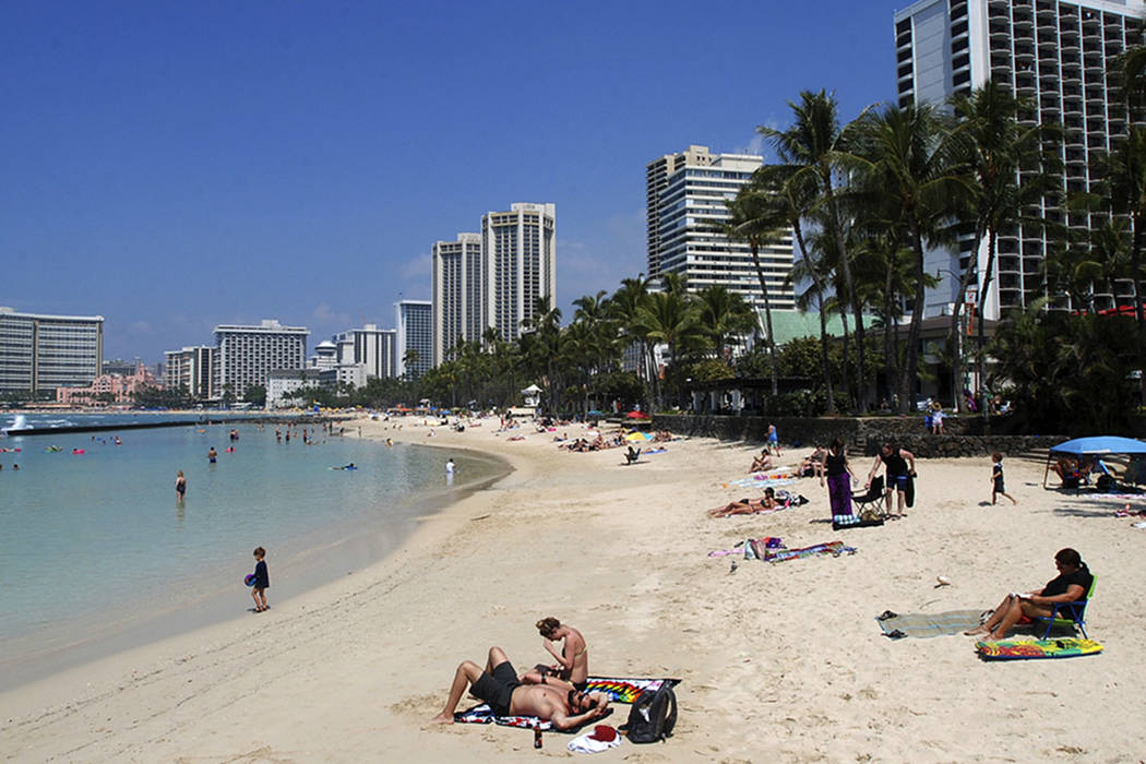Hawaii might well well well perhaps also just ban sale of some sunscreens to present protection to coral reefs thumbnail