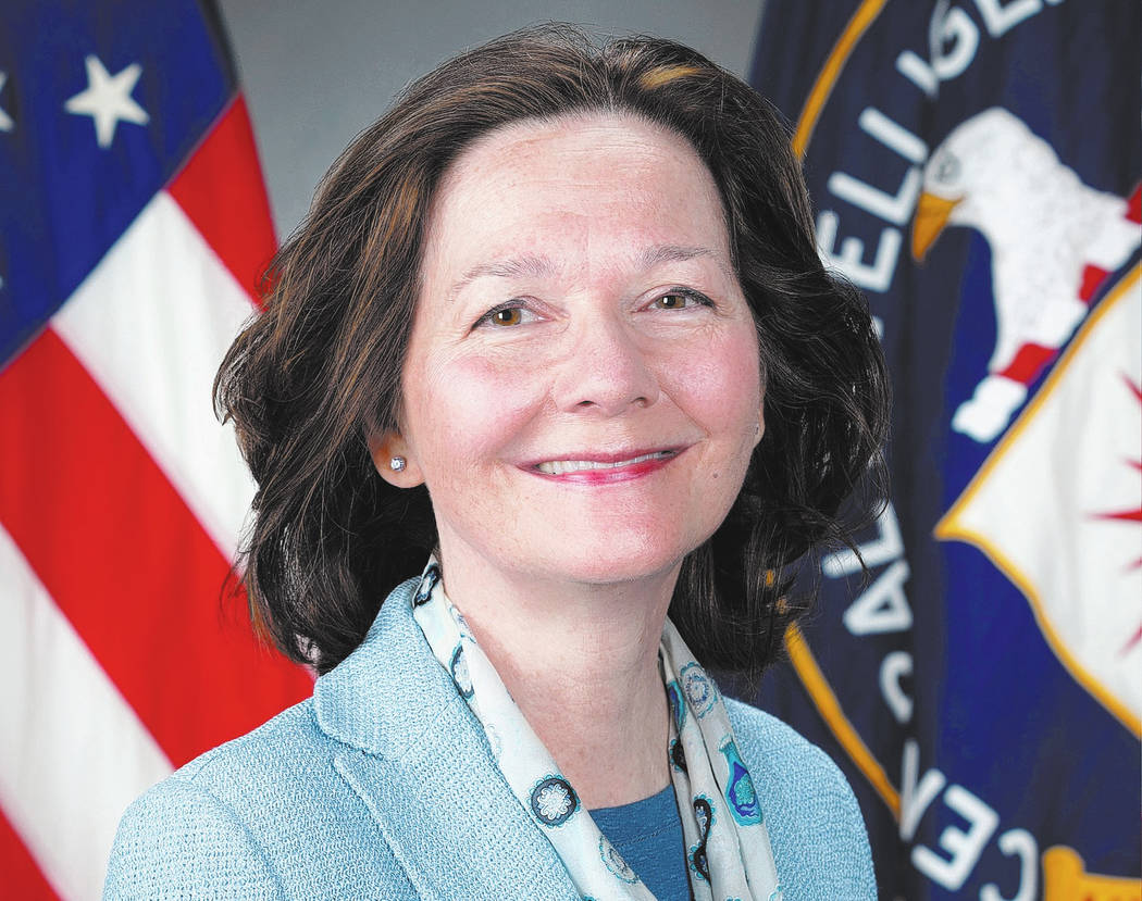 Gina Haspel. (CIA via AP)