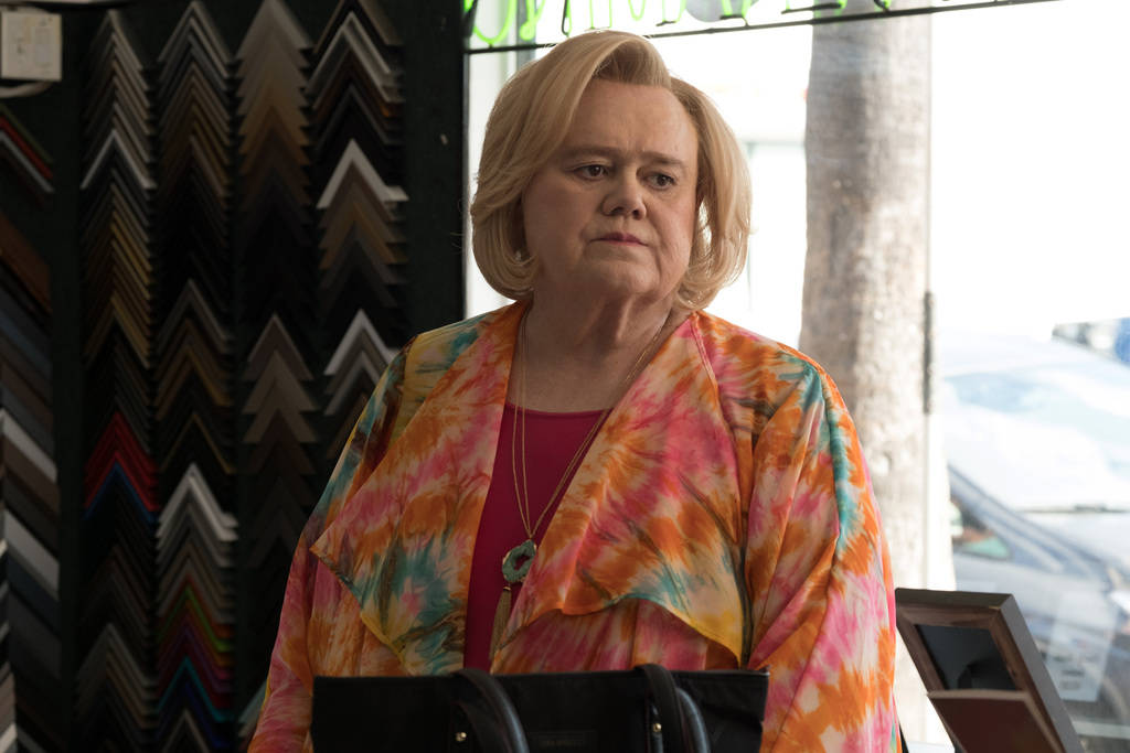 "BASKETS — ""A Night at the Opera"" --Season 3, Episode 4 (Airs Tuesday, February 13, 10:00 pm/ep) -- Pictured: Louie Anderson as Christine Baskets. CR: Colleen Hayes/FX"