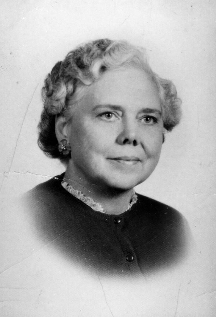 Louie Anderson's mother, Ora Zella Anderson (Simon and Schuster)