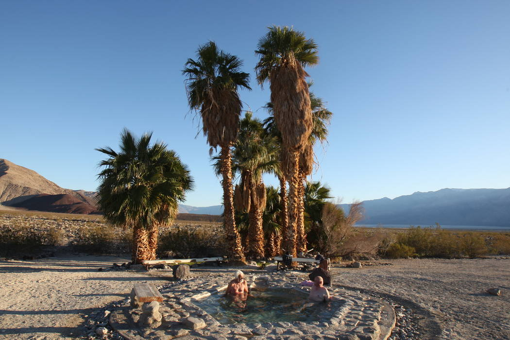 Officials end 'hands off' policy for offbeat Death Valley