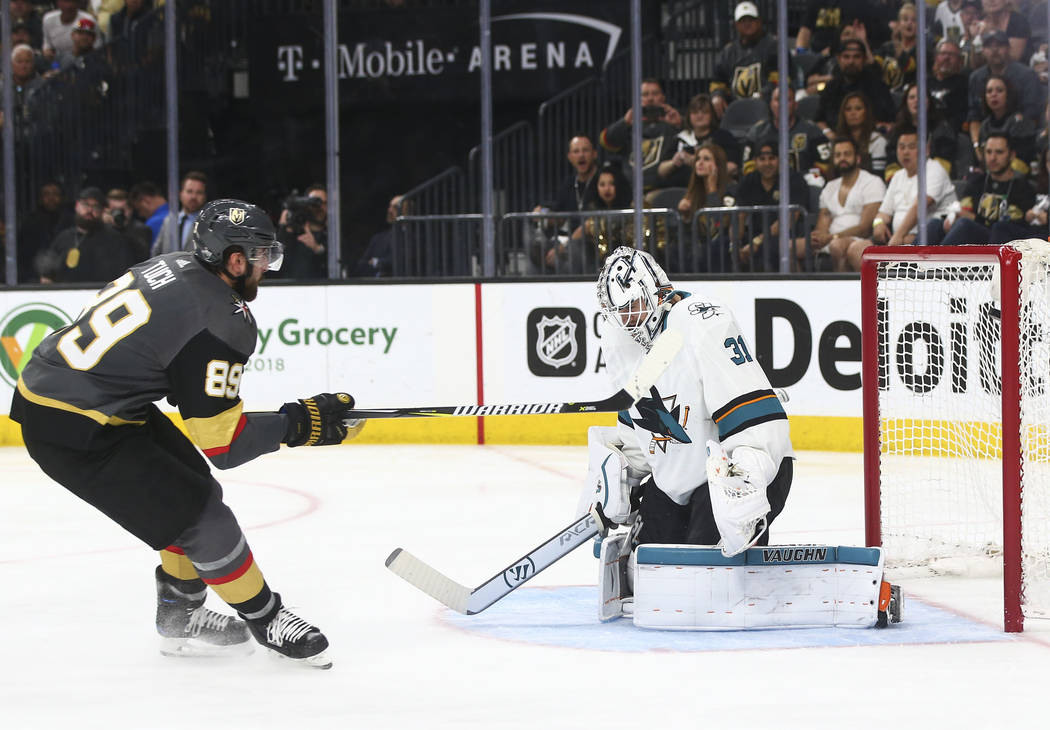 Sharks vs. Golden Knights, Game 5 on Friday