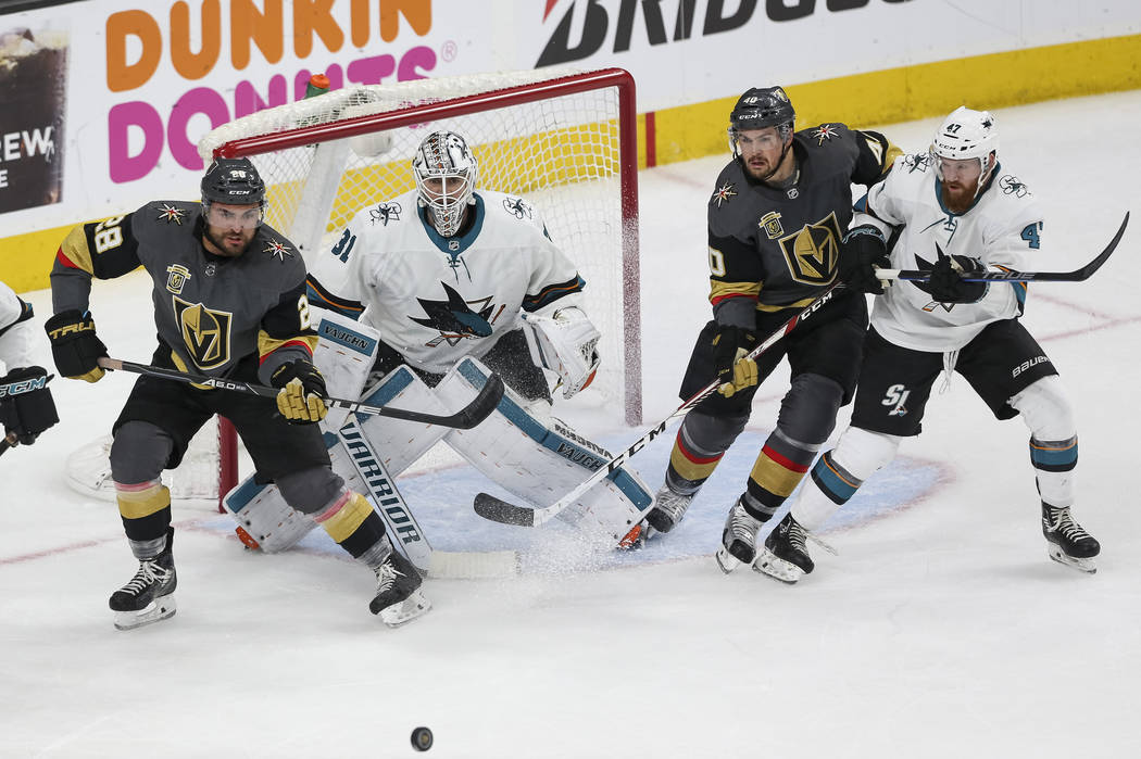Evander Kane slumping, power play miserable as Sharks drop Game 5