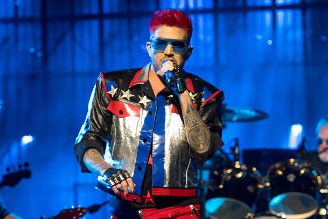 Queen + Adam Lambert announce Las Vegas engagement