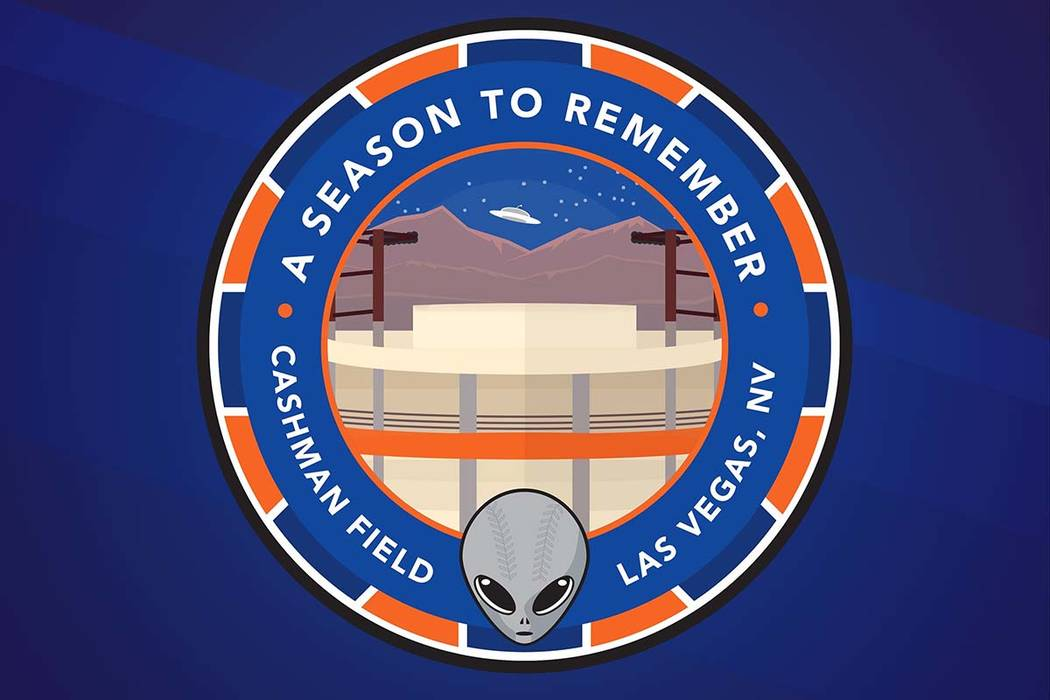 """The Las Vegas Convention and Visitors Authority (LVCVA), in partnership with the Las Vegas 51s, Triple-A affiliate of the New York Mets in the Pacific Coast League unveiled the """"Cashman Field ..."""