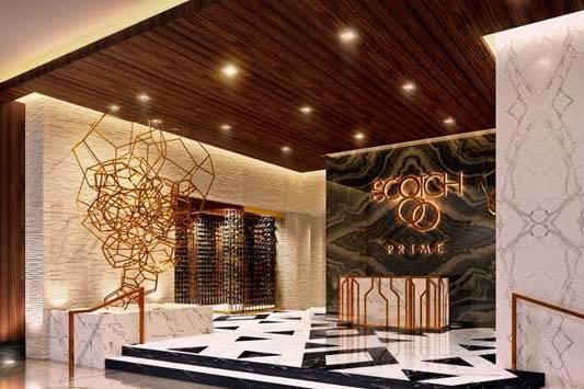 Artist's rendering of Scotch 80 Prime's entrance (Scotch 80 Prime)