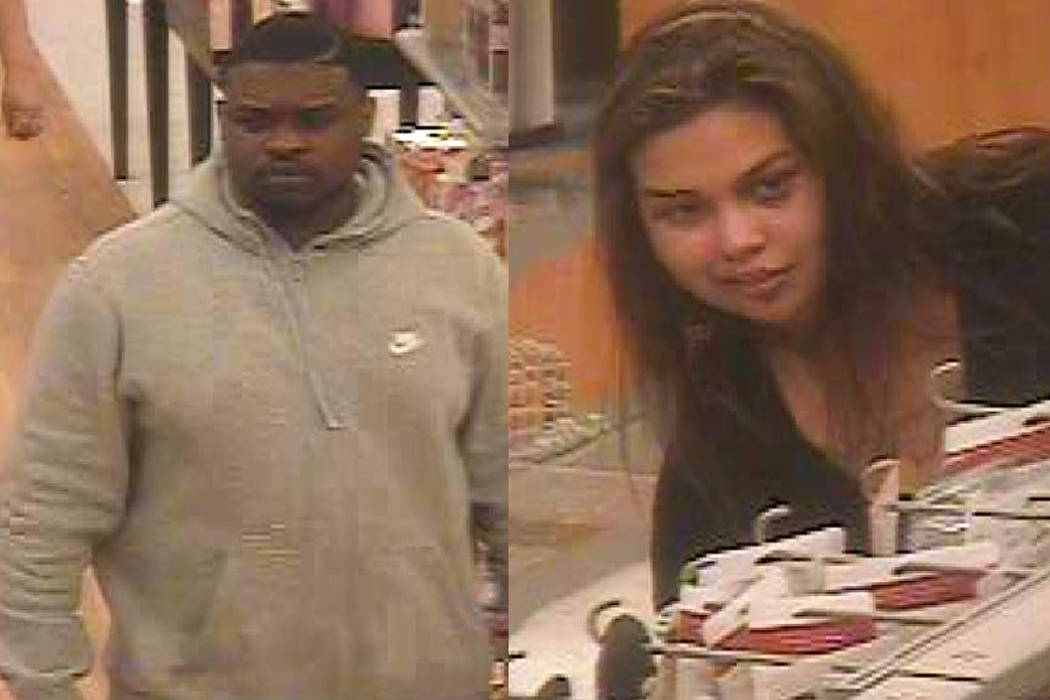 On April 29th, 2018, at 3:52 pm, a robbery occurred in the 2900 block of N. Rainbow Blvd. The suspects entered the business, stole items, and threatened to shoot the victim with a firearm. Anyone ...