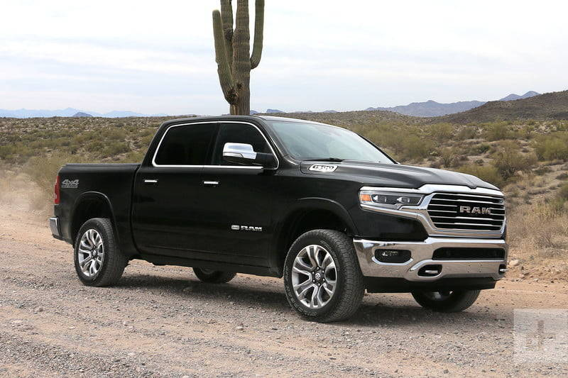 Fca The All New 2019 Ram 1500 Crew Cab Laramie Longhorn Is Built To Serve
