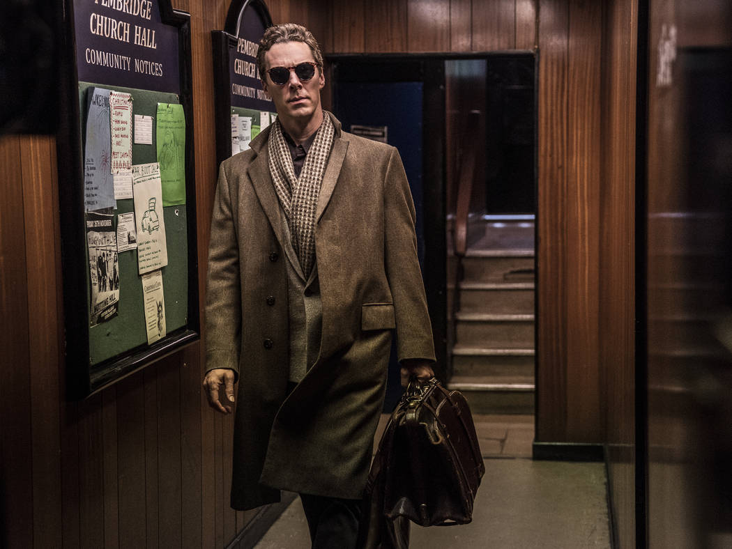 "Benedict Cumberbatch as Patrick Melrose in PATRICK MELROSE (Season 1, Episode 03, ""Some Hope""). - Photo: Justin Downing/SHOWTIME"