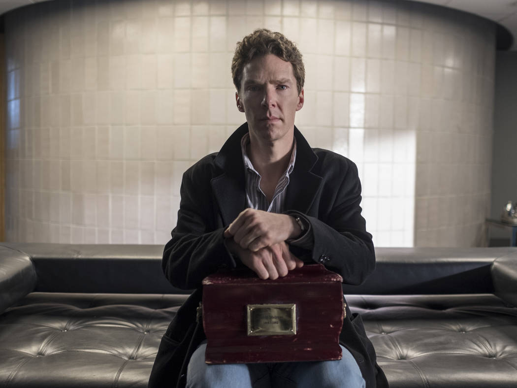 "Benedict Cumberbatch as Patrick Melrose in PATRICK MELROSE (Episode 101, ""Bad News"").- Photo: Ollie Upton/SHOWTIME"