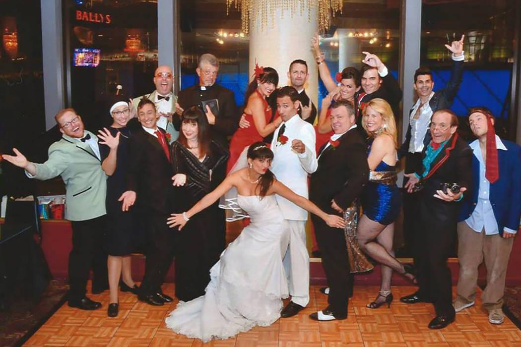 """""""Tony n' Tina's Wedding"""". (Courtesy)"""