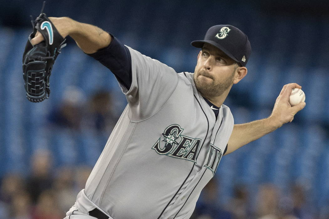 James Paxton throws no-hitter as Mariners beat Blue Jays