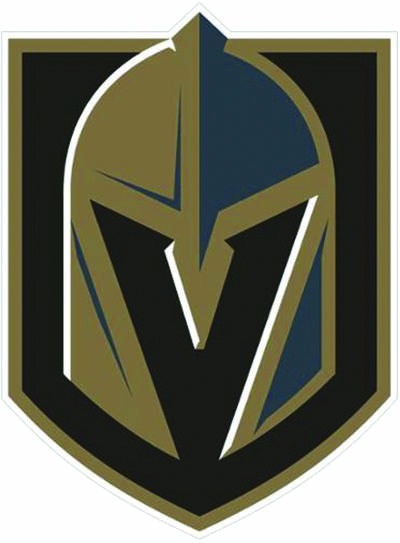 Vegas Golden Knights logo.