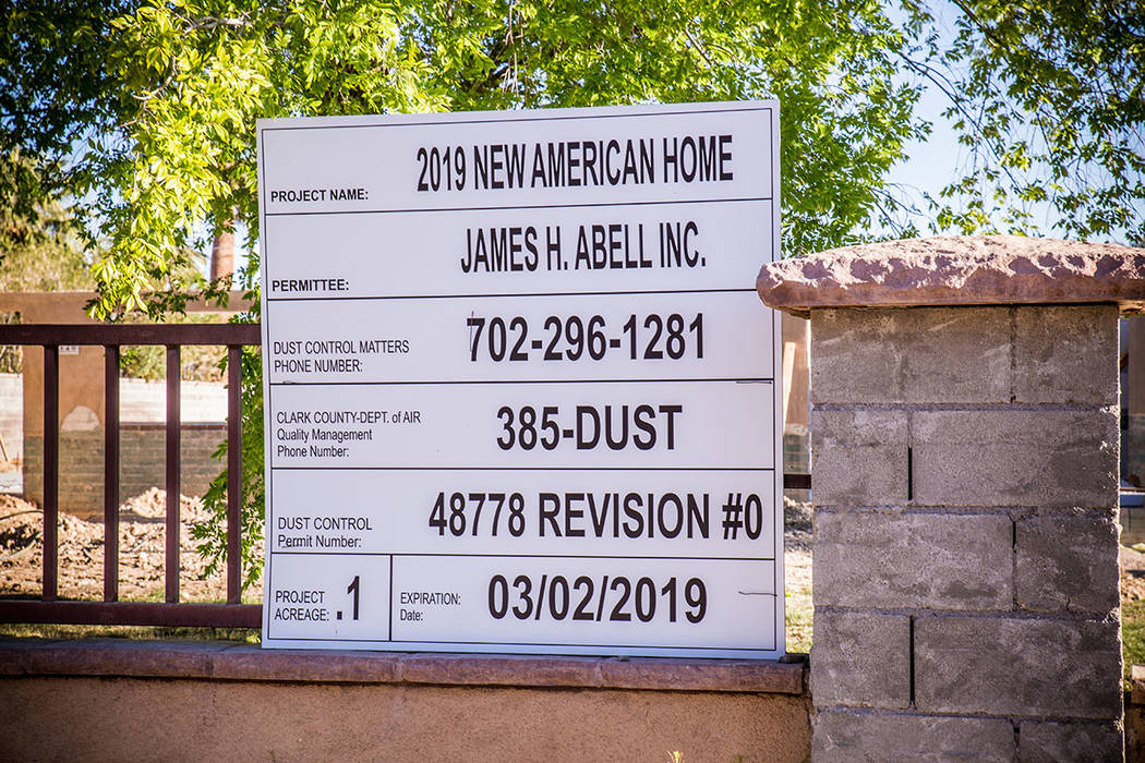 The 2019 New American Remodel home will be showcased at the International Builders Show next year. (Tonya Harvey Real Estate Millions)