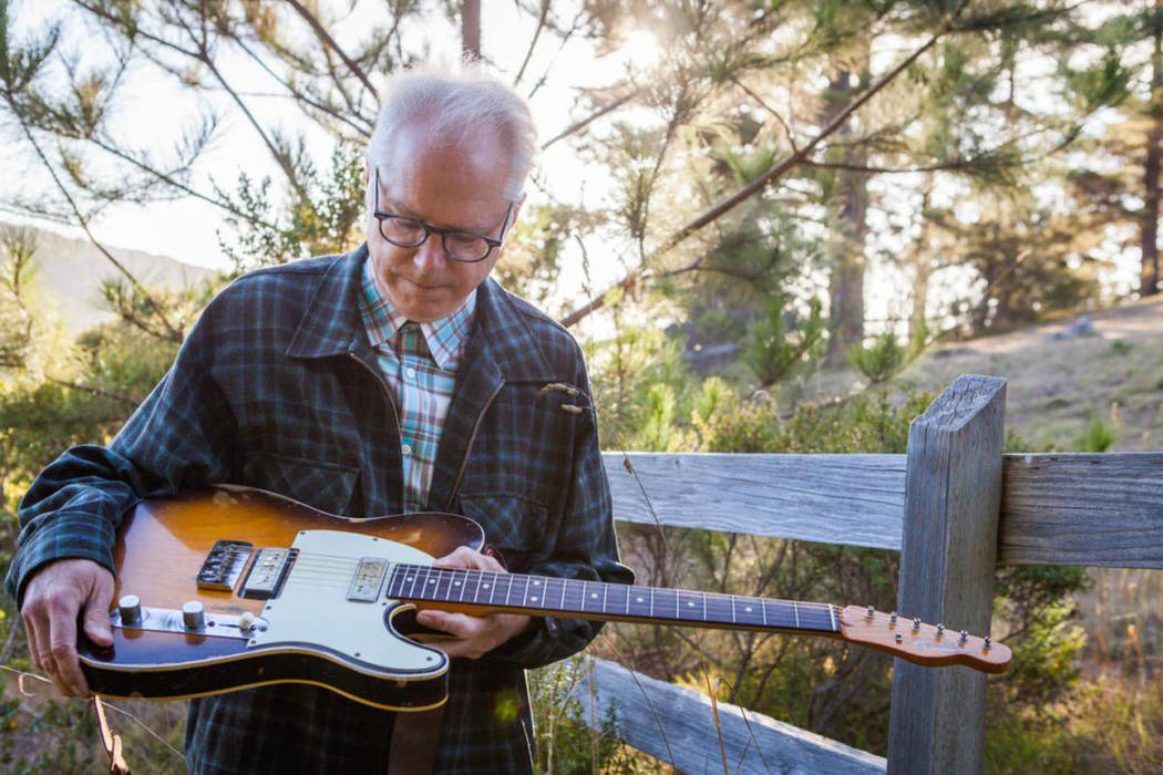 Bill Frisell returns to Clark County's free Jazz in the Park series May 19.