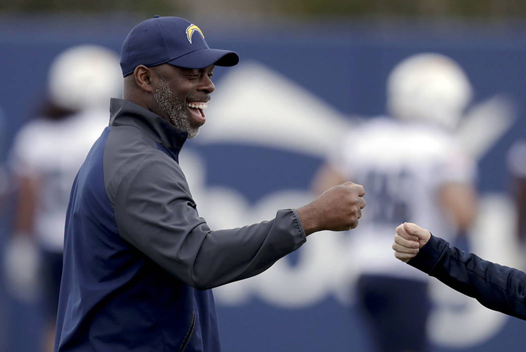 Anthony Lynn earns his degree, will walk at UNLV's graduation