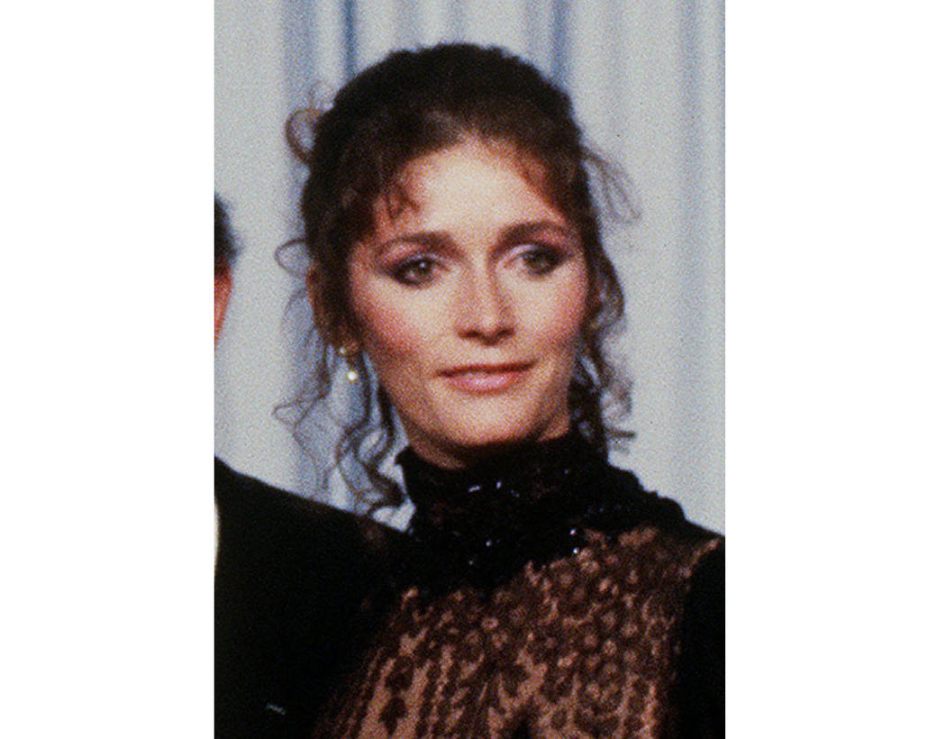 "Actress Margot Kidder in 1981. Kidder, who starred as Lois Lane in the ""Superman"" film franchise of the late 1970s and early 1980s, has died. She was 69. (AP Photo, File)"