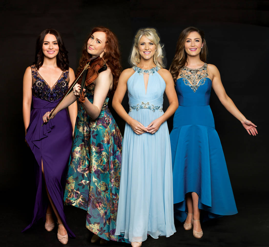 "Celtic Woman's ""Homecoming"" tour visits The Smith Center May 20."