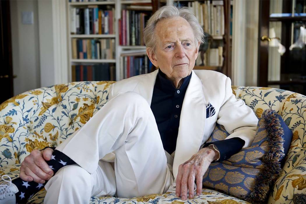 Maverick of USA literature Tom Wolfe is dead aged 88