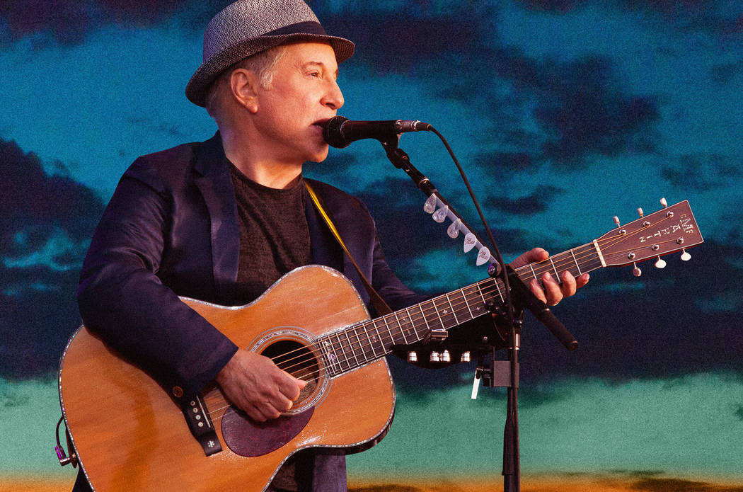 Paul Simon (Legacy Records)