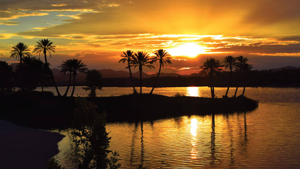 Sunday night, Lake Las Vegas will host its official Lake Las Vegas Days birthday celebration. (Lake Las Vegas)
