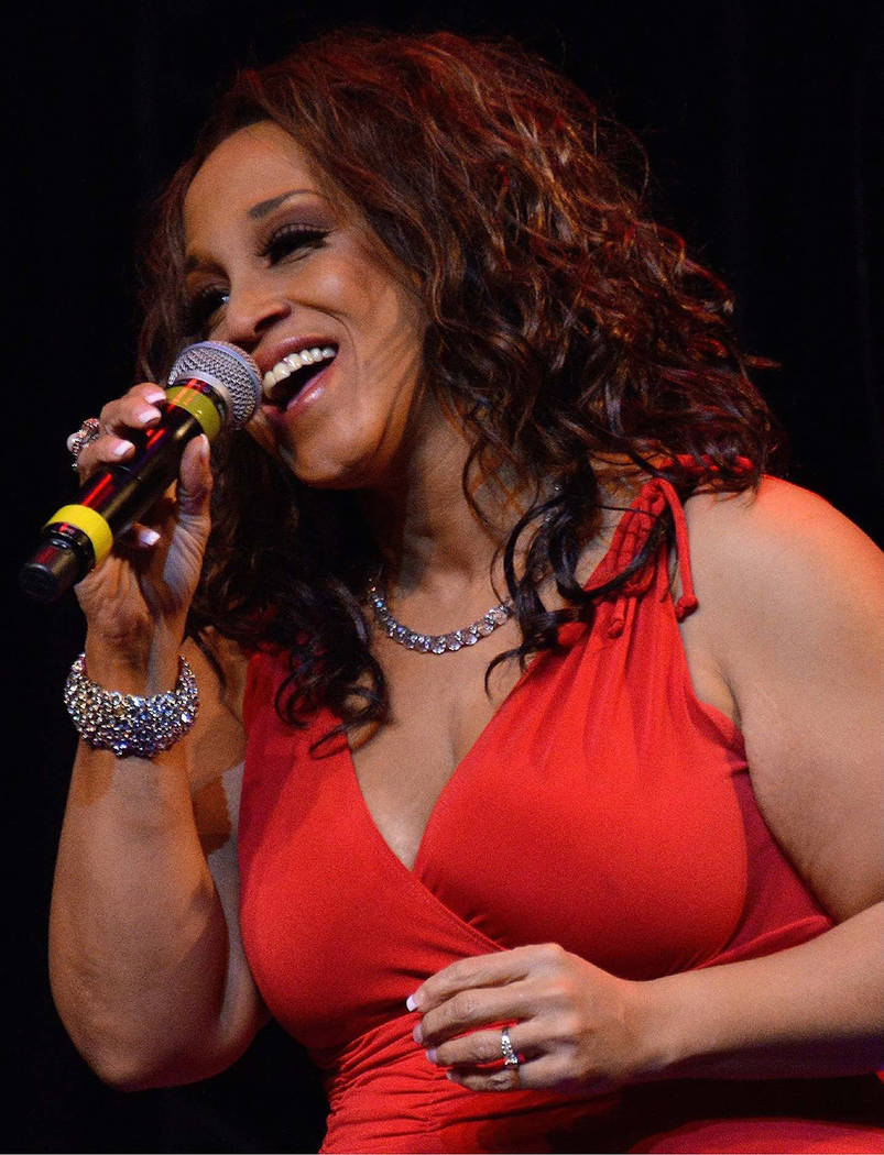 """Las Vegas' First Lady of Jazz,"" Michelle Johnson. (Courtesy)"