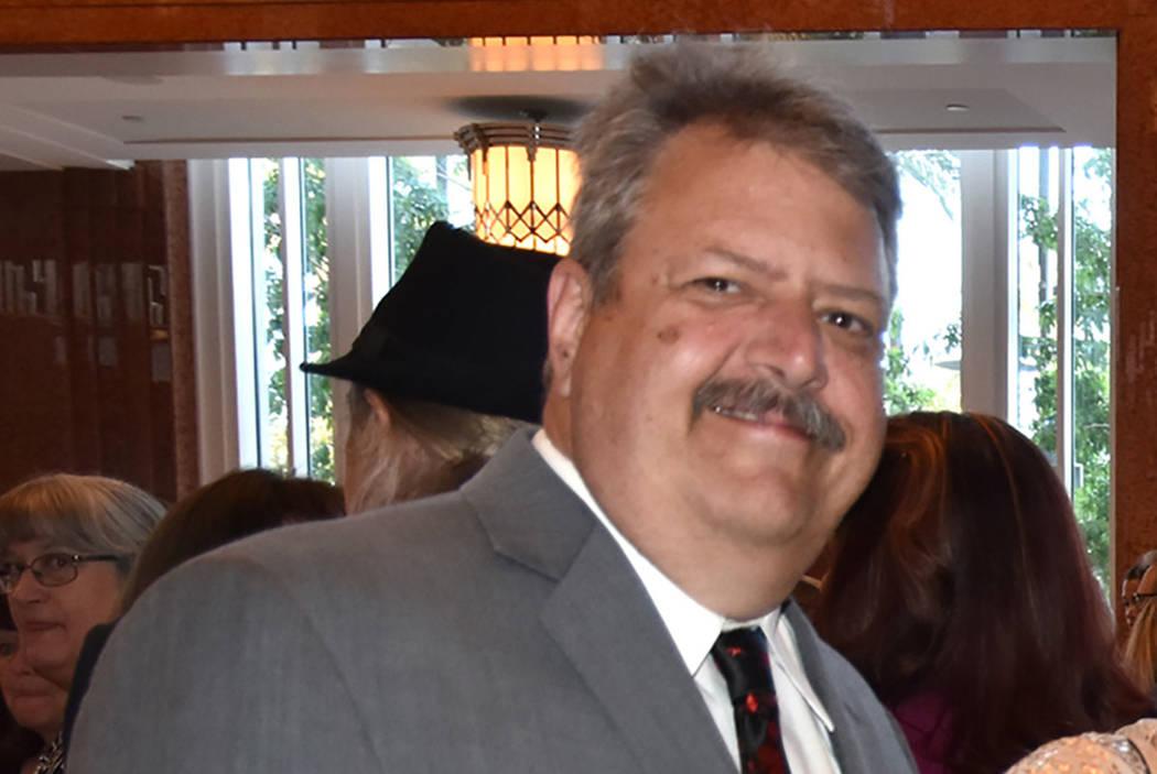 Jason Wright, a teacher at George E. Harris Elementary School in Las Vegas (Flickr)