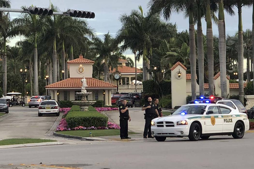 Police take down active shooting suspect at Trump National Doral Golf Club