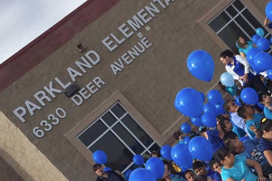 Parkland Elementary School (Facebook)