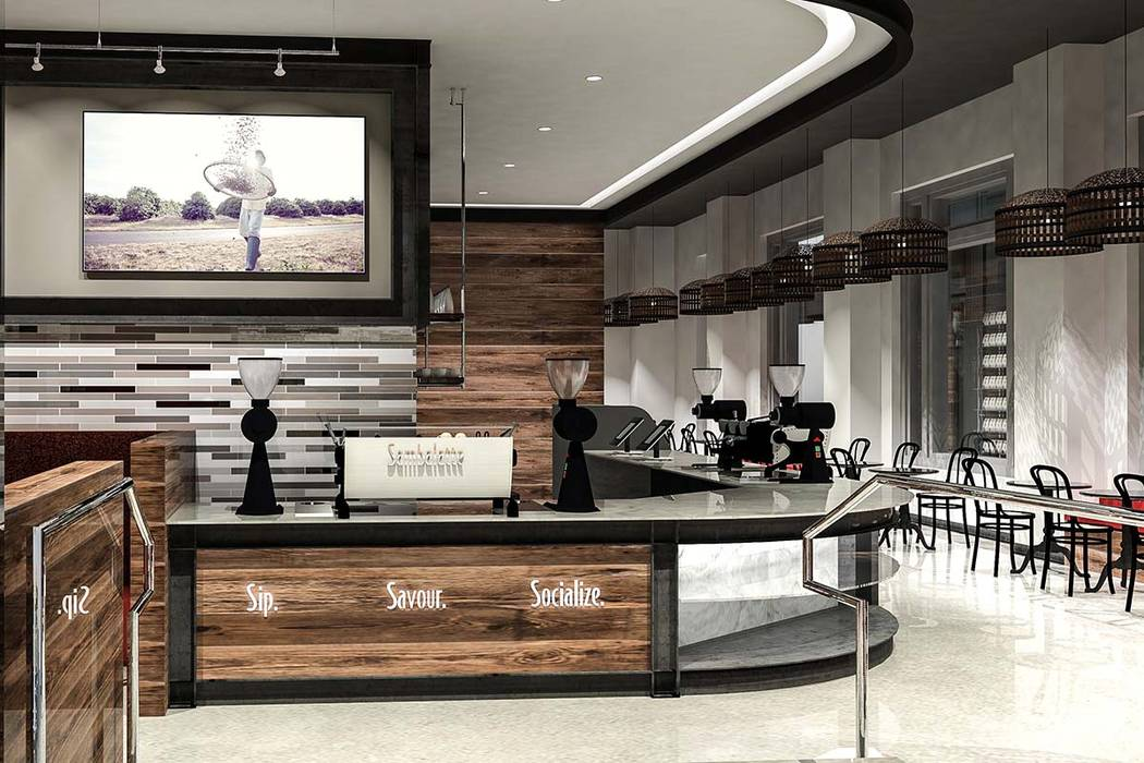 Sambalatte will open location No. 4 at the Smith Center for the Performing Arts in Downtown Las Vegas. SAMBALATTE