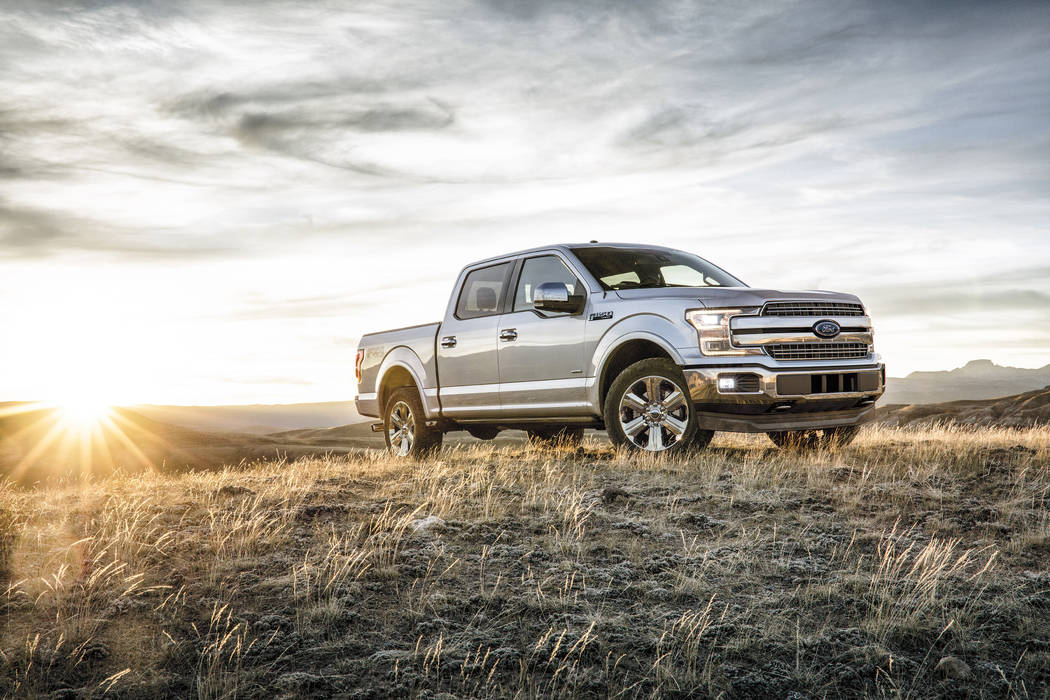 Ford Team Ford Lincoln will be offering 12 days of sales and incentives on vehicles, including the F-150 truck.