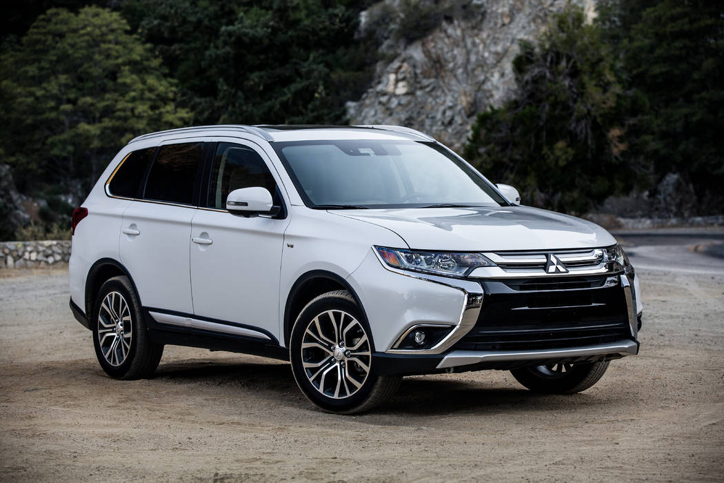 Mitsubishi Las Vegas Mitsubishi will be promoting the midsized crossover Outlander SUV during its Memorial Day weekend sales event.