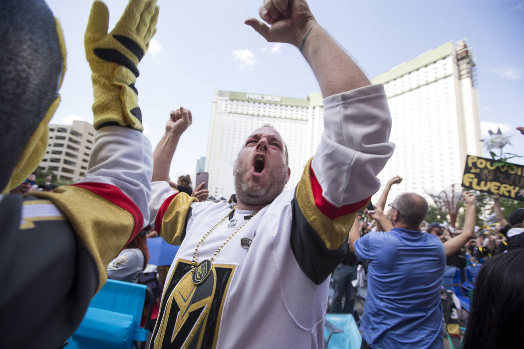 Tickets For First Stanley Cup Final Game In Las Vegas Reach $10K On Stubhub