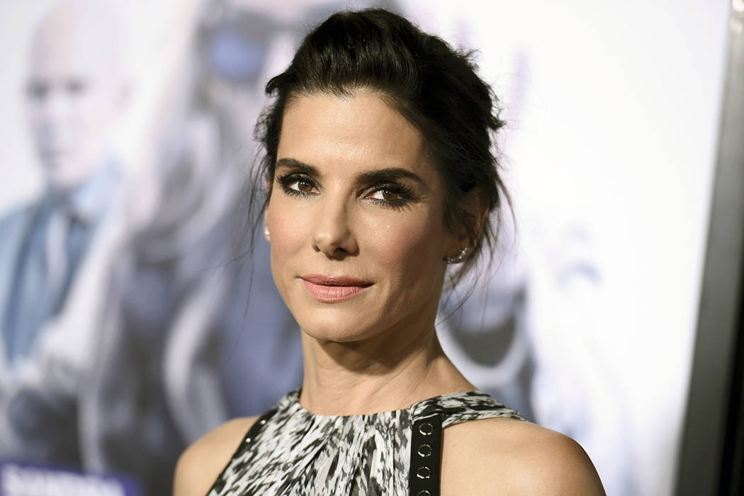 Sandra Bullock. (Photo by Richard Shotwell/Invision/AP, File)