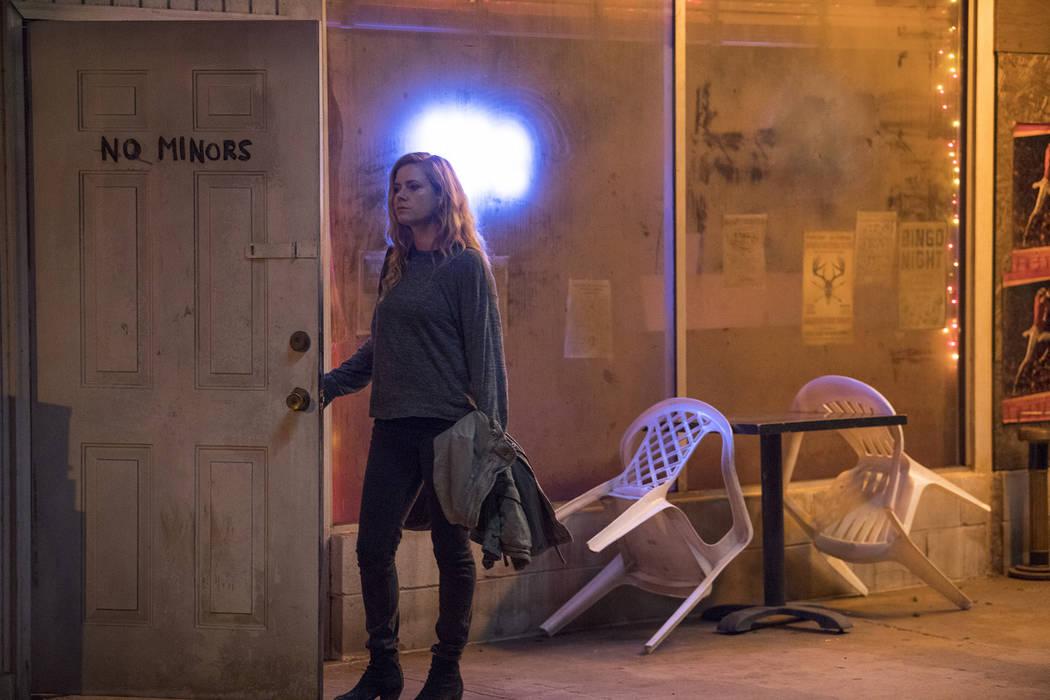 "Amy Adams stars in ""Sharp Objects,"" based on Gillian Flynn's novel. (HBO)"