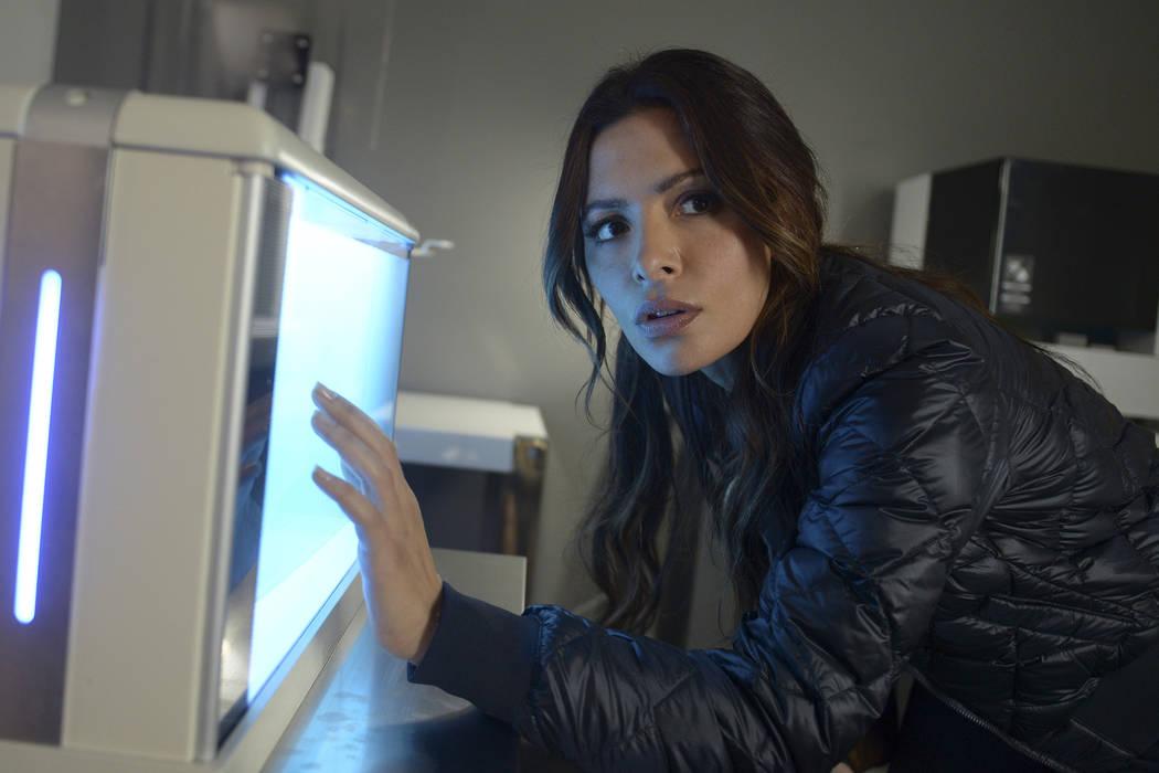 """Sarah Shahi stars in """"Reverie."""" (Sergei Bachlakov/NBC)"""