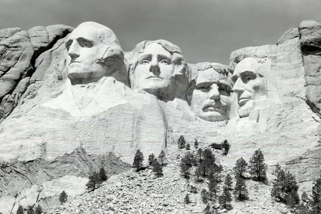 Mount Rushmore (AP)