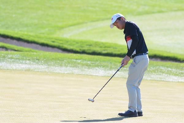 UNLV golfer Shintaro Ban. Photo courtesy of UNLV athletics.