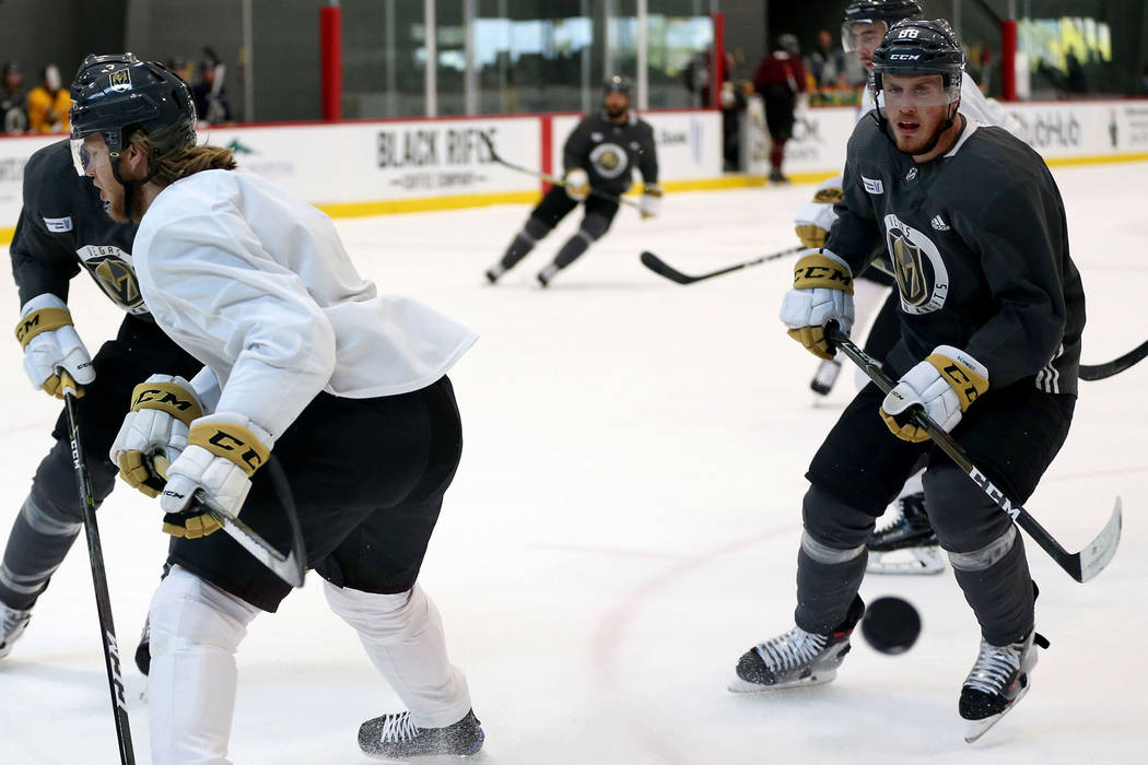 Golden Knights Players, GM Familiar With Stanley Cup Final Foe