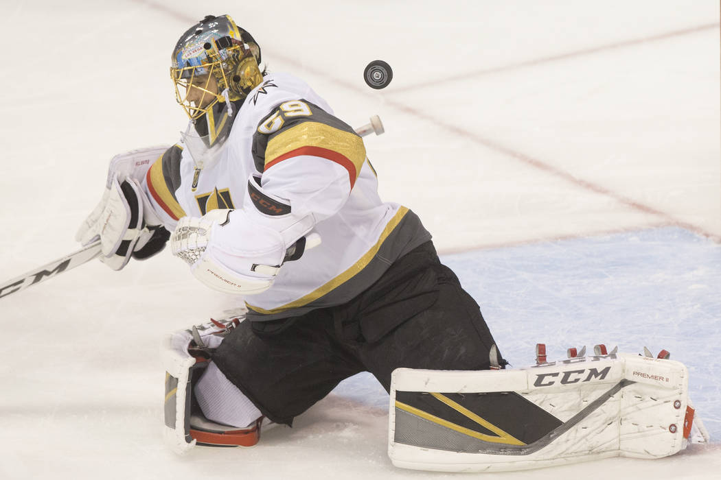 PHT's Three Stars: Golden Game 1 for Vegas