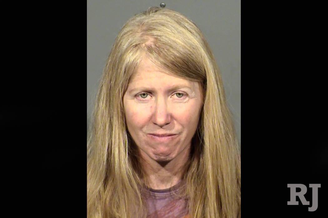 Leslie McGourty (Las Vegas Metropolitan Police Department)