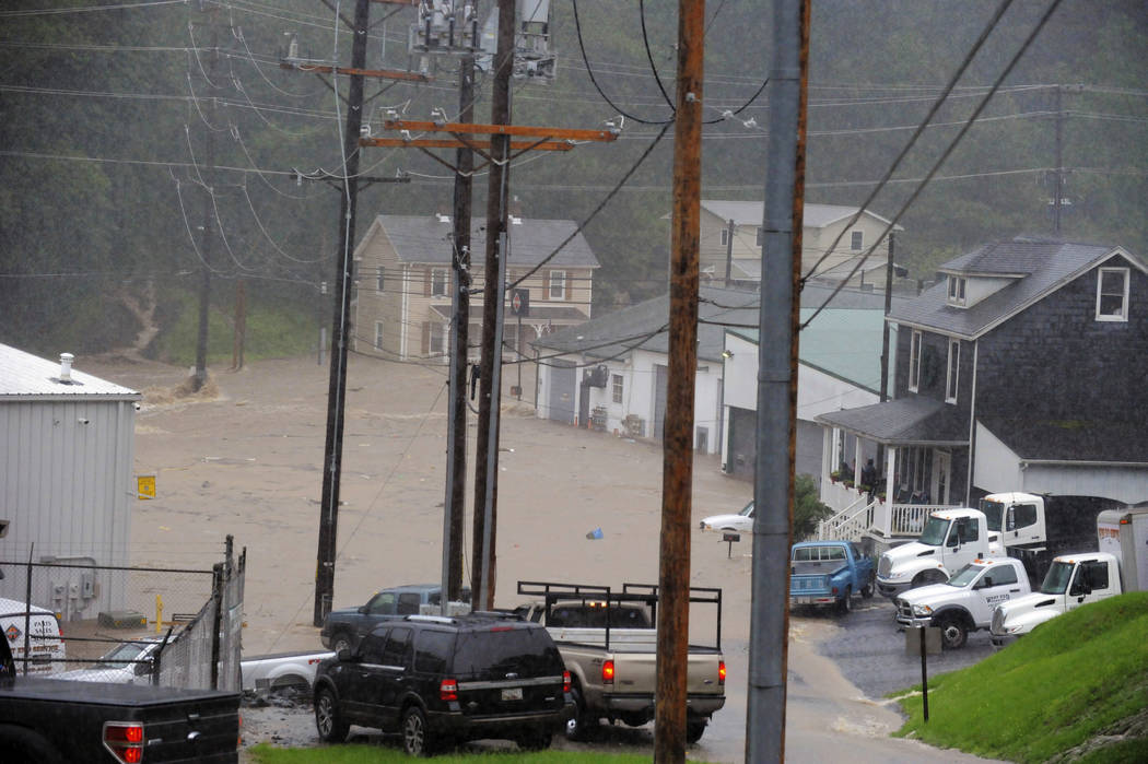 Maryland officials assess damage from flash floods; 1 ...