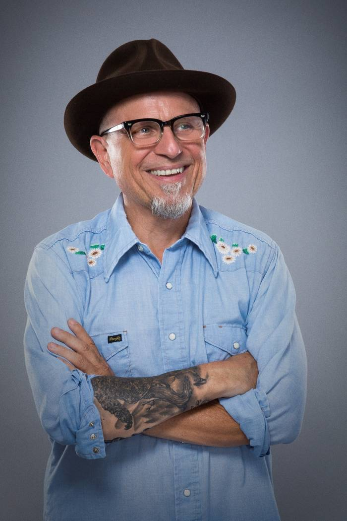 Bob Goldthwait will perform June 8 at the Fremont Country Club as part of the Las Vegas Film Festival. (Las Vegas Film Festival)