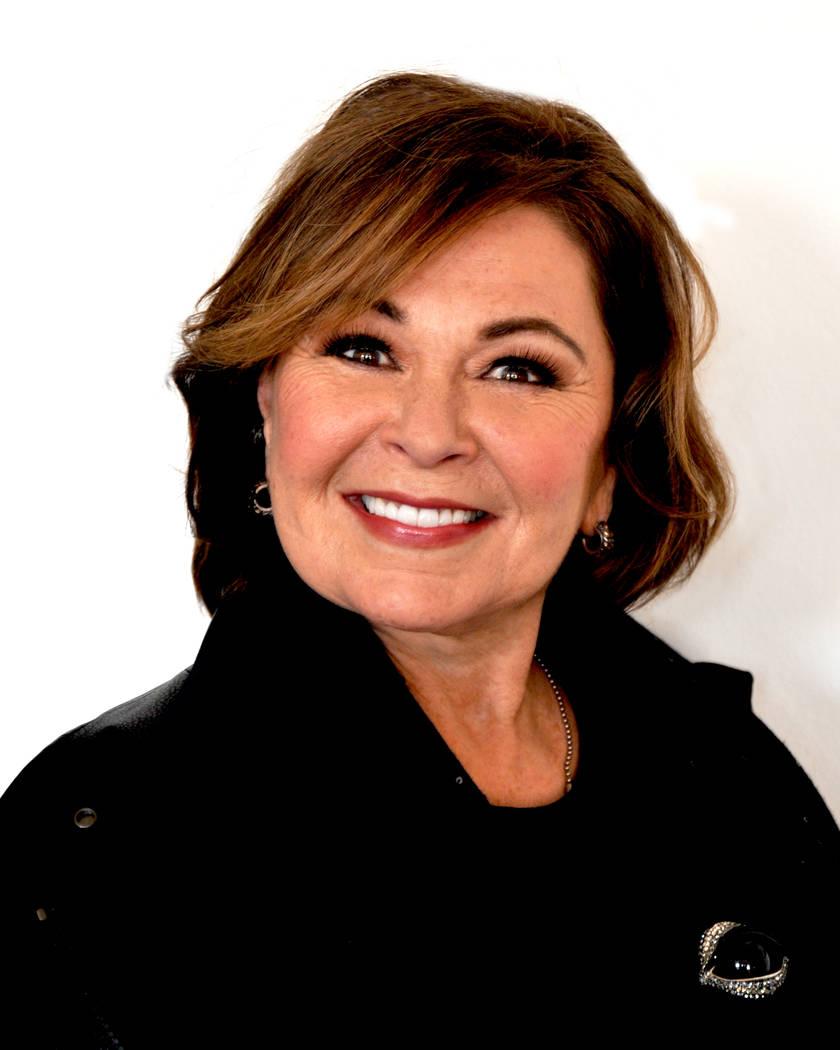 Roseanne Barr (Boyd Gaming)