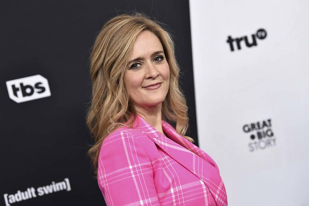 Television host Samantha Bee is apologizing to Ivanka Trump and Bee's viewers for using an expletive to describe the president's daughter. Bee issued a statement Thursday that says her language w ...